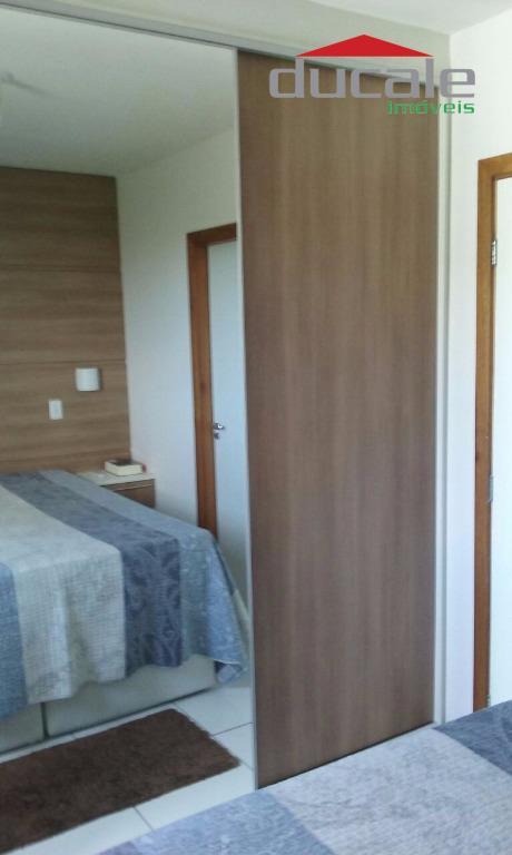 Jardim Camburi Apartamento 3 quartos 1 suite andar alto e duas vagas - AP0351