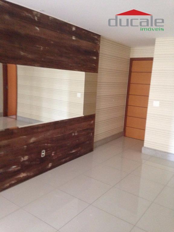 04 quartos, revertido para 03 quartos com suíte Praia do Sua - AP0122