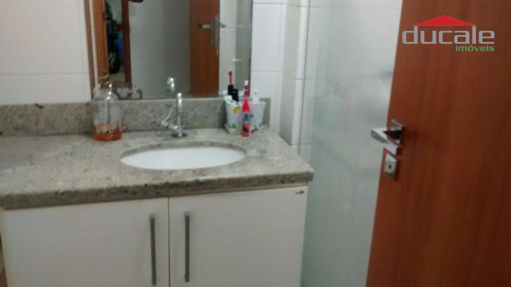 Apartamento 2 quartos suite com lazer - AP0356