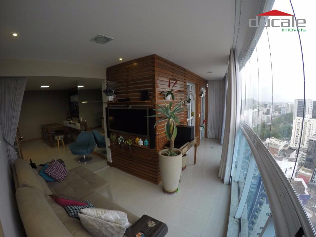 Apartamento residencial à venda, Praia do Canto, Vitória. - AP0563