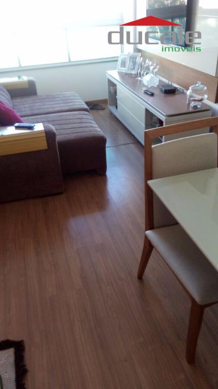 Apartamento residencial à venda, Jardim Camburi, Vitória. - AP0649