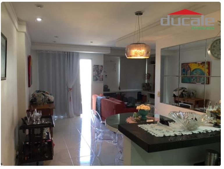 Apartamento residencial à venda, Jardim Camburi, Vitória. - AP0735