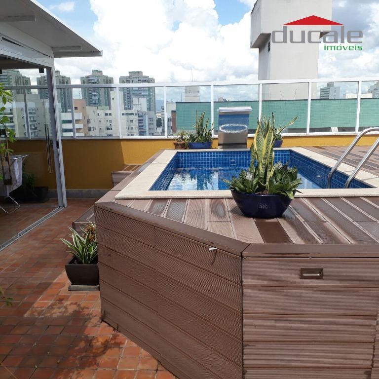 Cobertura residencial à venda, Jardim Camburi, Vitória. - CO0049