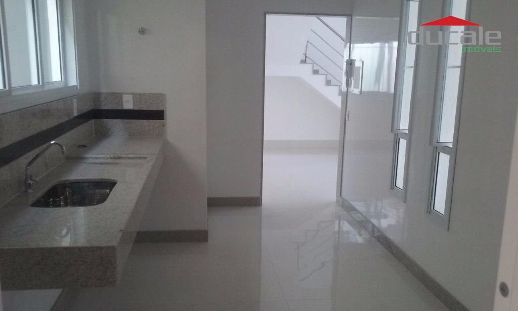 Casa residencial à venda, Jardim Camburi, Vitória. - CA0069