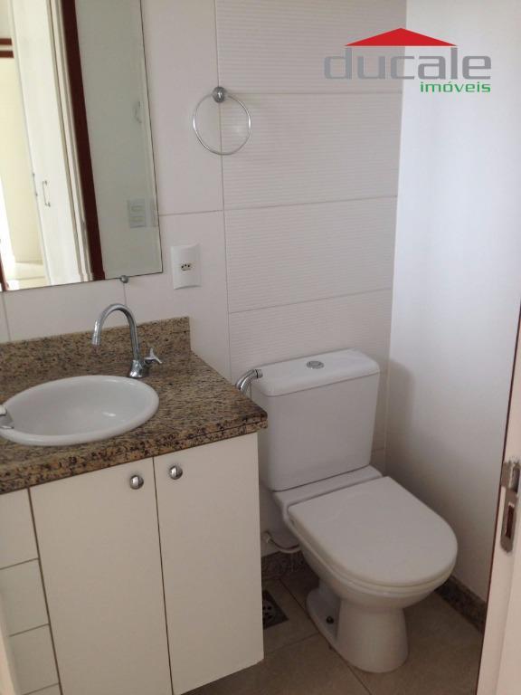 Apartamento residencial à venda, Jardim Camburi, Vitória. - AP0660
