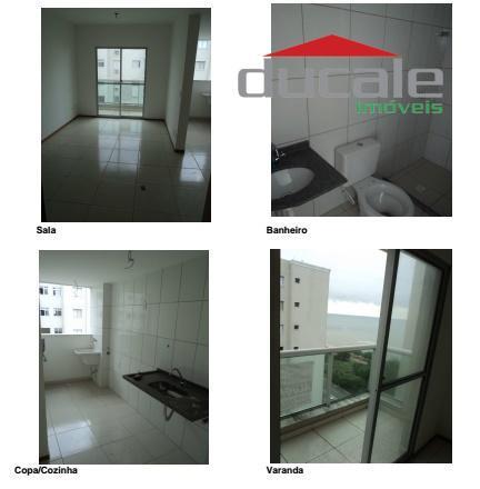 Apartamento residencial à venda, Manguinhos, Serra. - AP0636