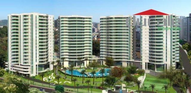 Condomínio Residencial Vila Alpina  Apartamento 4 quartos 4 suítes 3 vagas - AP0678