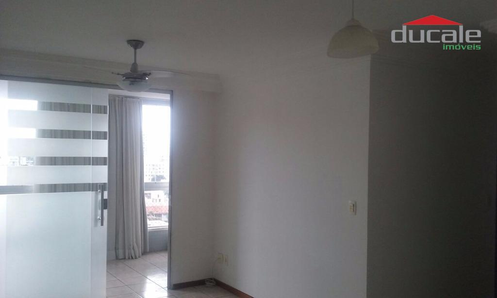 Apartamento residencial à venda, Jardim Camburi, Vitória. - AP0596