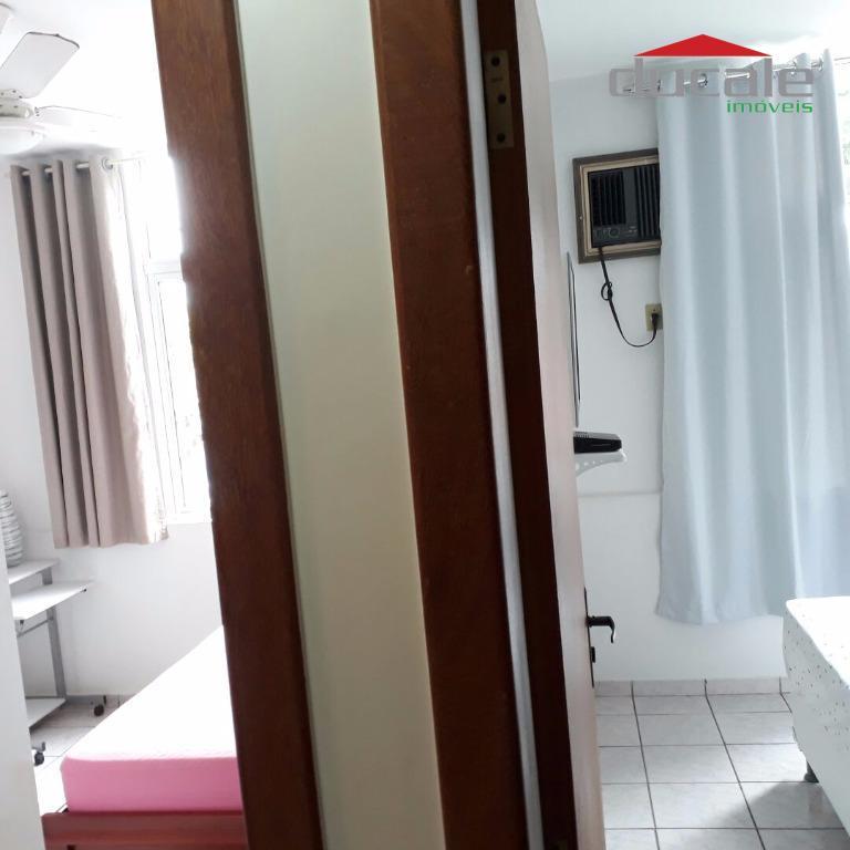 Apartamento residencial à venda, Jardim Camburi, Vitória. - AP0795