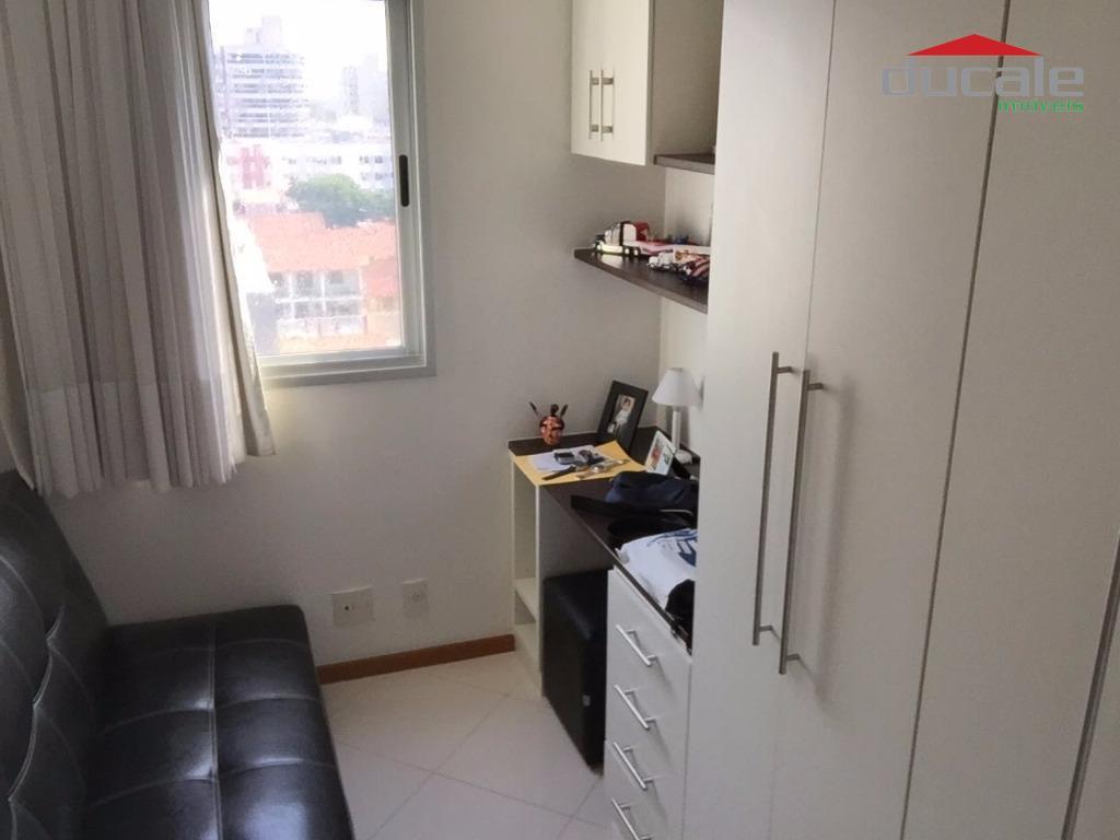 Apartamento residencial à venda, Jardim Camburi, Vitória. - AP0372