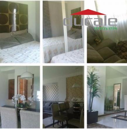 Apartamento residencial à venda, Jardim Camburi, Vitória. - AP0852