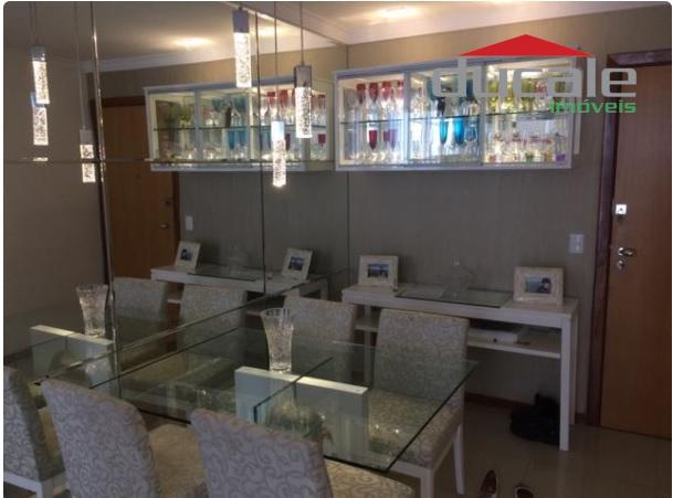 Apartamento residencial à venda, Jardim Camburi, Vitória. - AP0904
