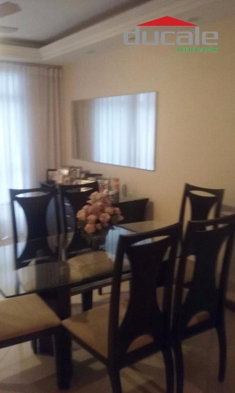 Apartamento residencial à venda, Jardim da Penha, Vitória. - AP0463