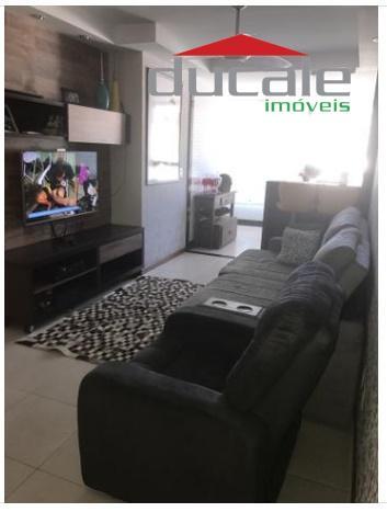 Apartamento residencial à venda, Jardim Camburi, Vitória. - AP0730