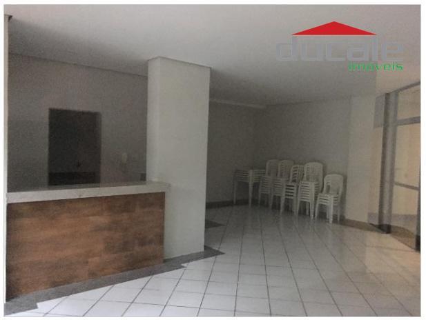 Apartamento residencial à venda, Praia do Canto, Vitória. - AP0706