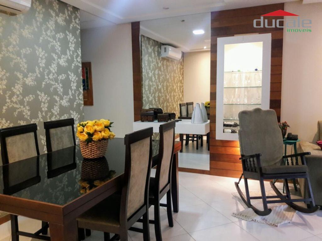Apartamento residencial à venda, Jardim Camburi, Vitória. - AP0881