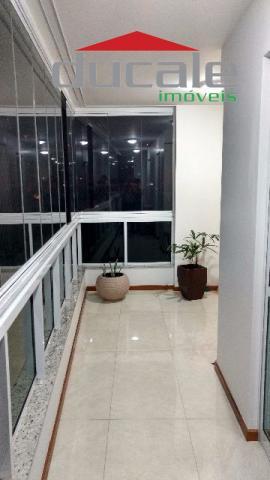 Apartamento residencial à venda, Jardim Camburi, Vitória. - AP0670