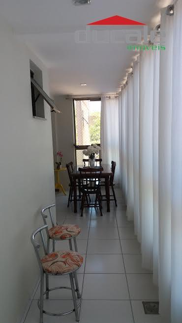 Apartamento residencial à venda, Jardim Camburi, Vitória. - AP0841