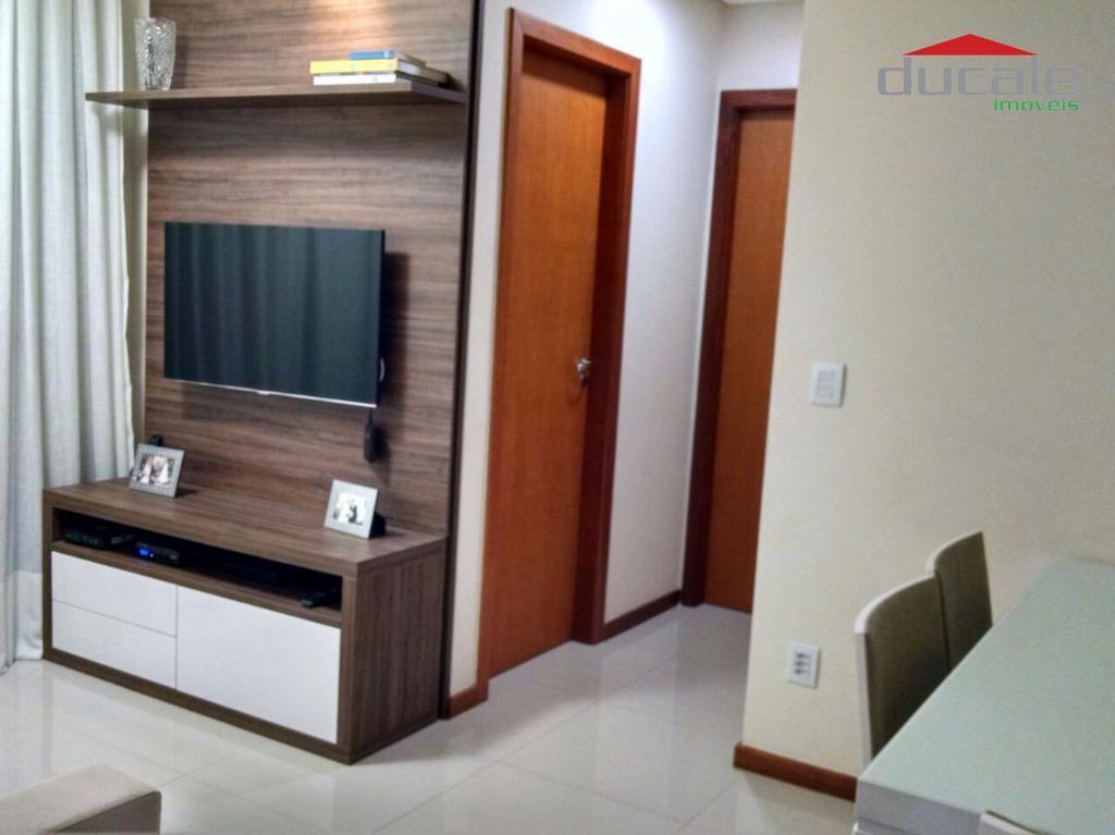 Apartamento residencial à venda, Jardim Camburi, Vitória. - AP0469