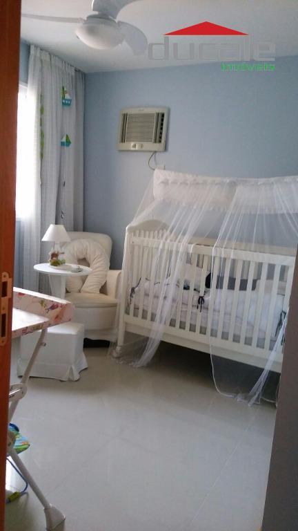 Apartamento residencial à venda, Jardim Camburi, Vitória. - AP0574
