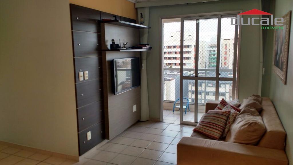 Apartamento residencial à venda, Jardim Camburi, Vitória. - AP0673
