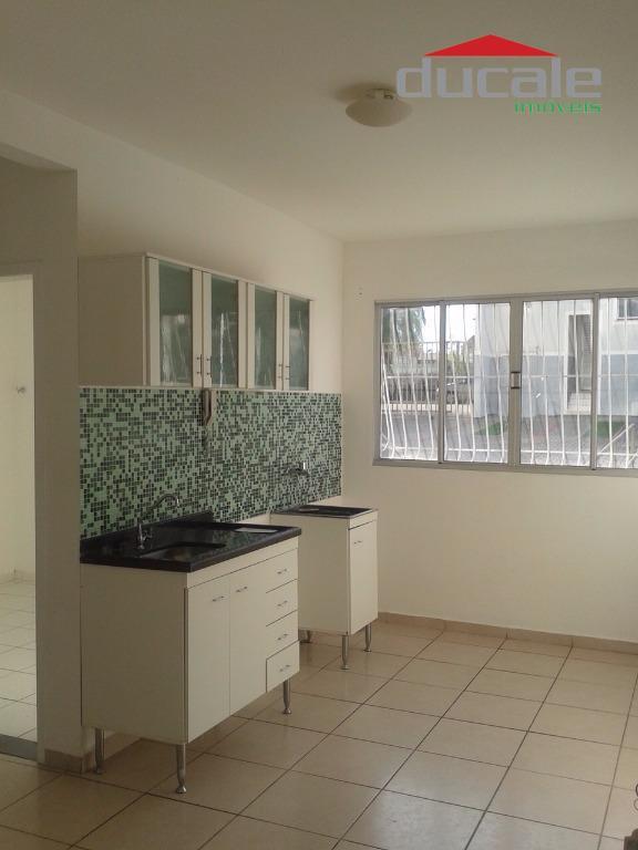 Apartamento residencial à venda, Jardim Limoeiro, Serra. - AP0471
