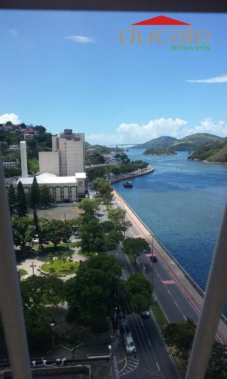 Apartamento residencial à venda, Centro, Vitória. - AP0552