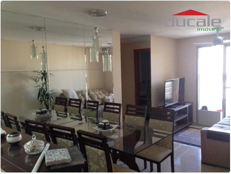 Condomínio Buritis Clube Apartamento 3 quartos suite 2 vagas - AP0743
