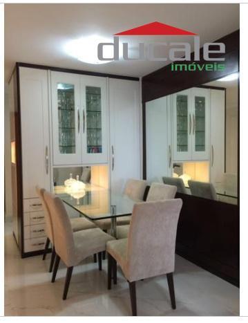Apartamento residencial à venda, Jardim da Penha, Vitória. - AP0705