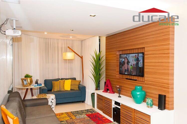 Apartamento residencial à venda, Jardim Camburi, Vitória. - AP0854