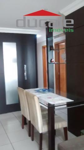 Apartamento residencial à venda, Jardim Camburi, Vitória. - AP0647