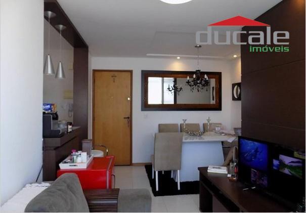 Apartamento residencial à venda, Jardim Camburi, Vitória. - AP0691