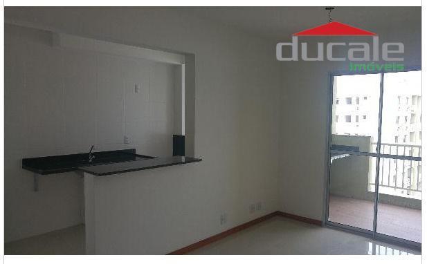 Apartamento residencial à venda, Colina de Laranjeiras, Serra. - AP0666