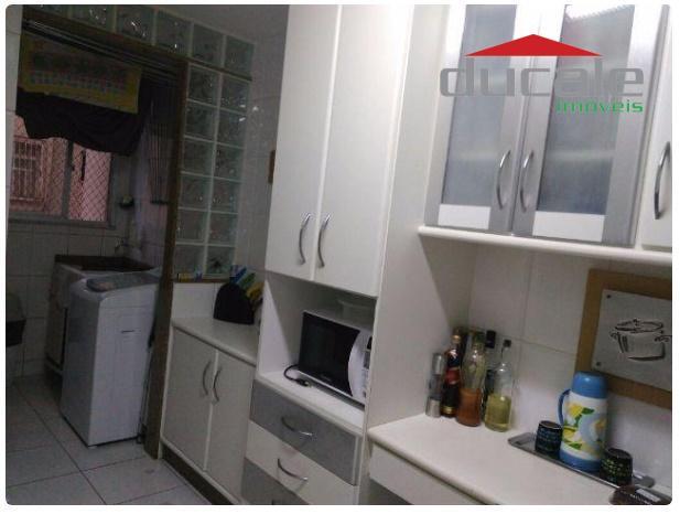Apartamento residencial à venda, Jardim Camburi, Vitória. - AP0752