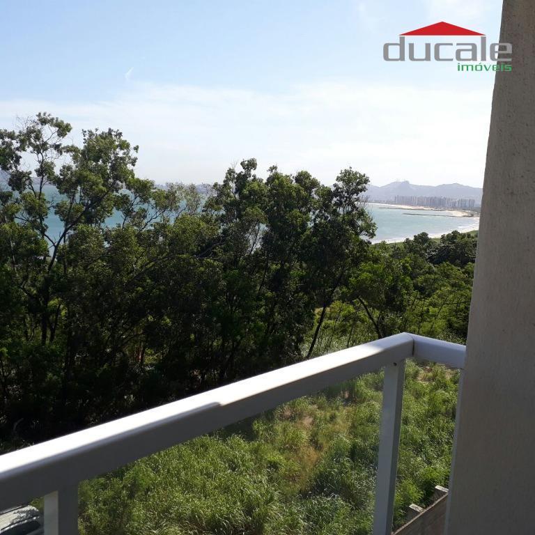 Apartamento residencial à venda, Jardim Camburi, Vitória. - AP0874