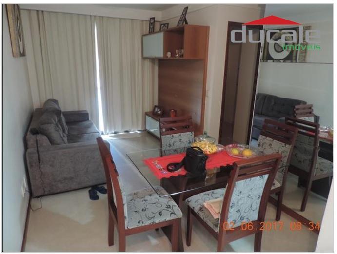 Apartamento residencial à venda, Jardim Camburi, Vitória. - AP0712