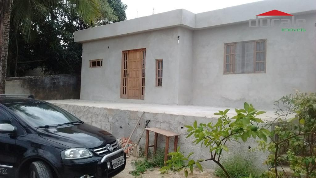 Casa residencial à venda, Nova Guarapari, Guarapari. - CA0094