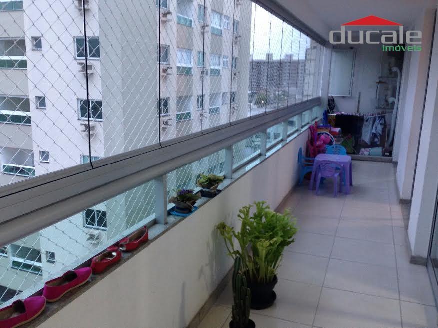 Apartamento residencial à venda, Jardim Camburi, Vitória. - AP0818