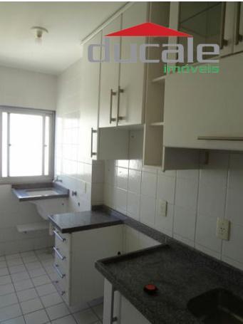 Apartamento residencial à venda, Jardim Camburi, Vitória. - AP0835