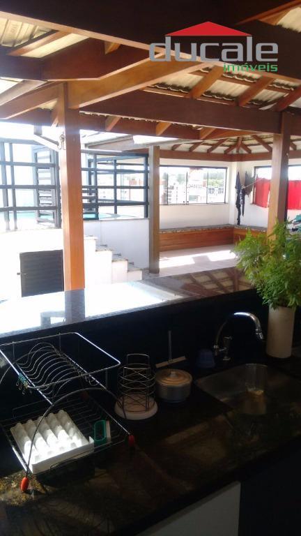 Cobertura residencial à venda, Jardim Camburi, Vitória. - CO0040
