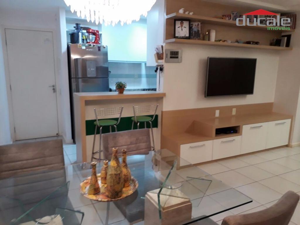 Condomínio Arboretto Apartamento de 3 Quartos com suíte, todo montado e decorado, - AP0710