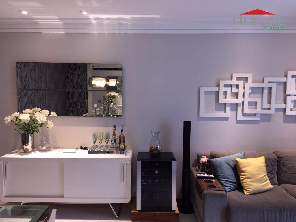 Apartamento residencial à venda, Jardim Camburi, Vitória. - AP0842