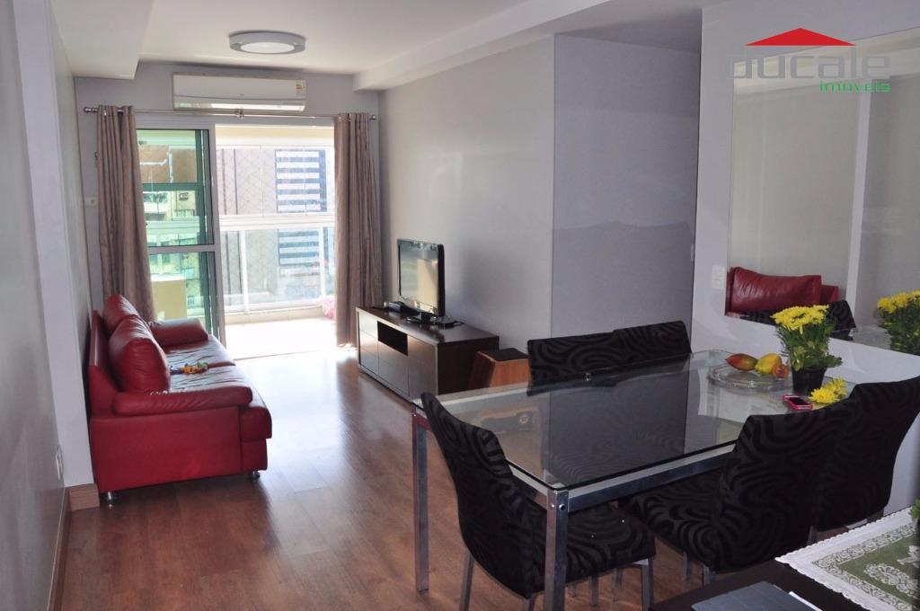 Apartamento residencial à venda, Enseada do Suá, Vitória. - AP0556