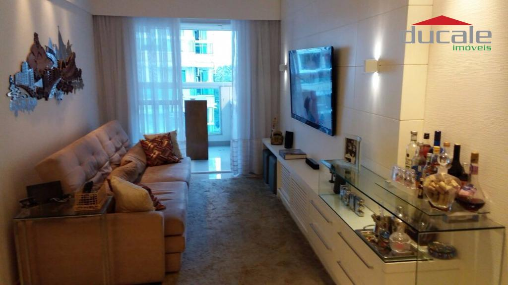 3 quartos com suíte, todo montado e decorado com projeto de arquitetos - AP0535
