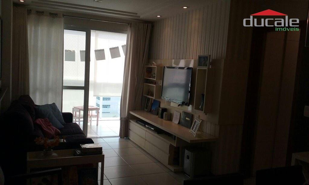 Apartamento 3 quartos suite com lazer e duas vagas - AP0416