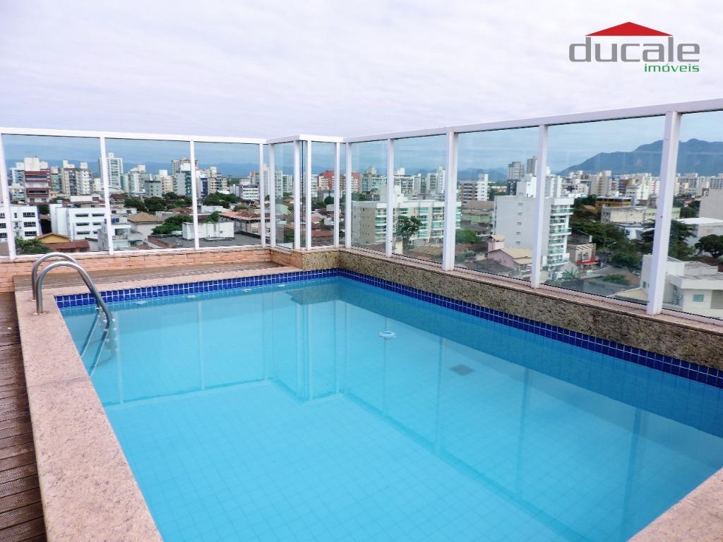 Apartamento residencial à venda, Jardim Camburi, Vitória. - AP0907