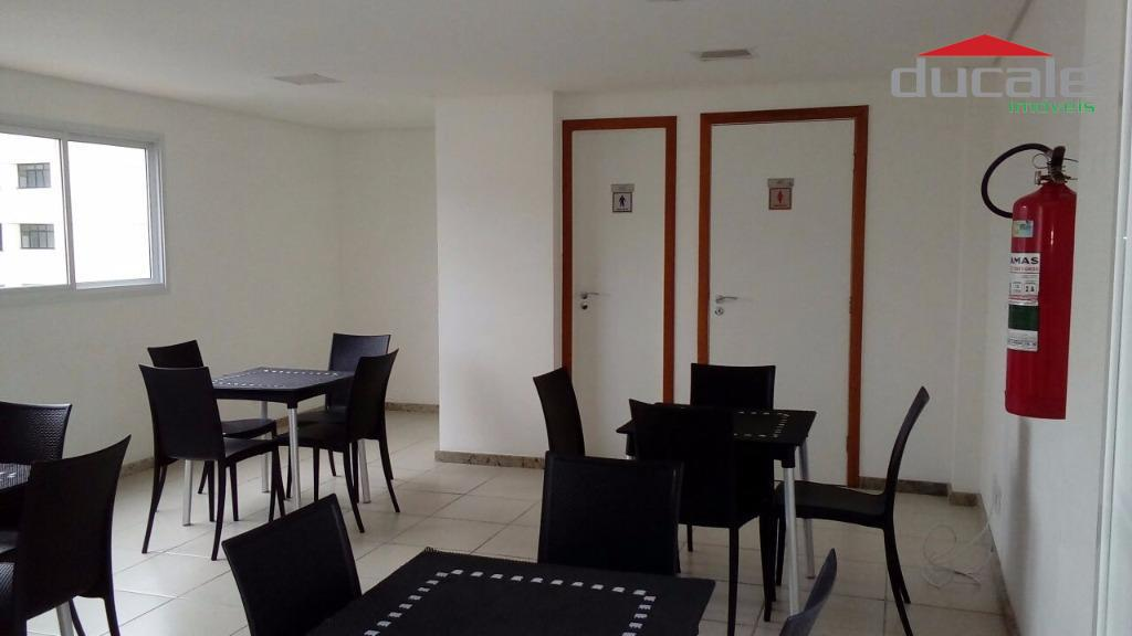 Apartamento residencial à venda, Santa Lúcia, Vitória. - AP0613
