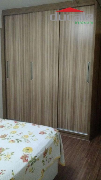 Apartamento residencial à venda, Jardim Camburi, Vitória. - AP0788