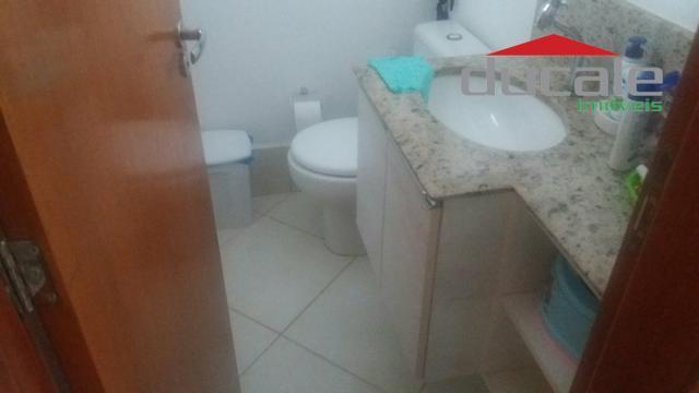 Casa residencial à venda, Morada de Laranjeiras, Serra. - CA0051