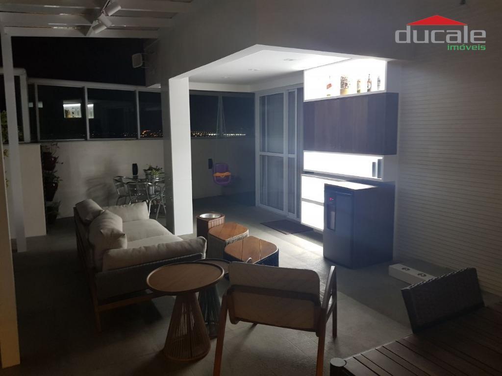 Cobertura residencial à venda, Jardim Camburi, Vitória. - CO0050
